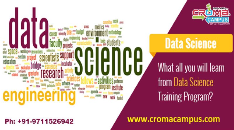 Data Science Training in Gurgaon